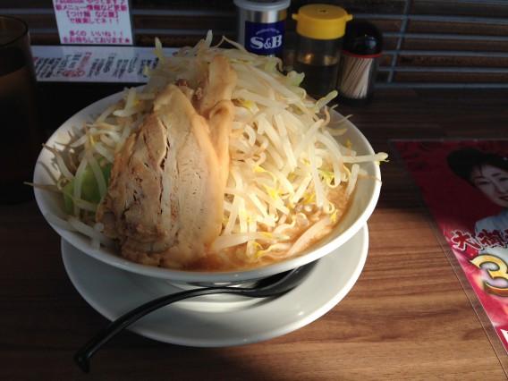 桑名二郎(野菜増し)
