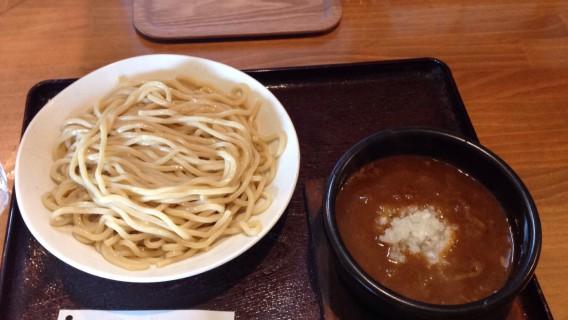 いちりん カレーつけ麺(中盛)